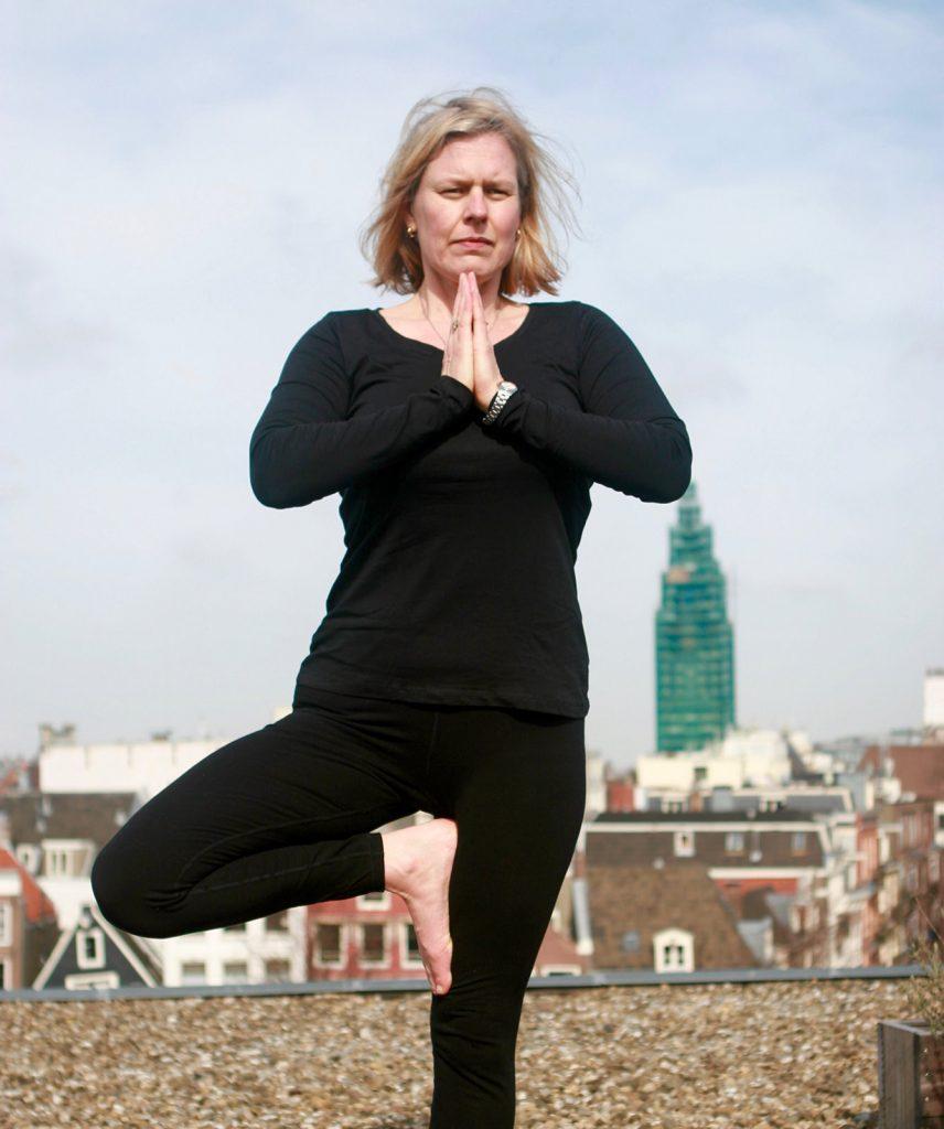 Annes Ademruimte Yoga
